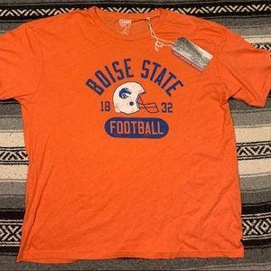 NWT Boise State Broncos NCAA Tee